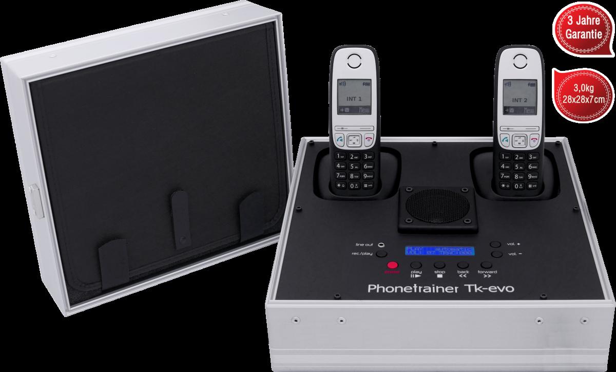 Telefonkoffer von Tk-trainer - Tk-evo Garant Gewicht